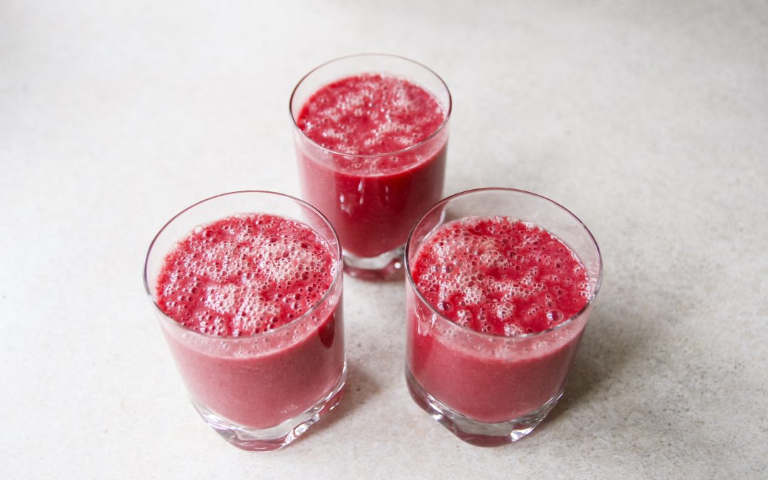 Red Power Smoothie