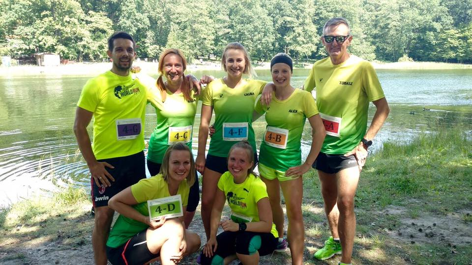 Interview On Why You Need To Take Part In a TEAM Running Relay?