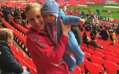 Why I Ran a Half-Marathon When My Son Turned 6 Months