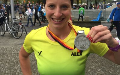 The Story of My Berlin Marathon