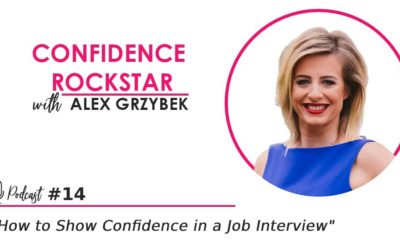 Episode #14: How to Show Confidence in Job Interview