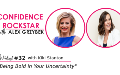 Episode #32: Being Bold in Your Uncertainty with Kiki Stanton