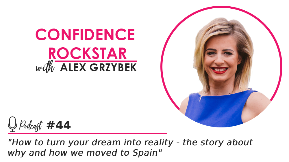 Episode #44 How to Turn Your Dream Into Reality – The Story About Why and How We Moved To Spain